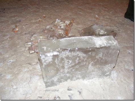 Kok King broke this ice sculpture!!!