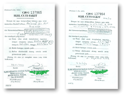 Word Medical Certificate