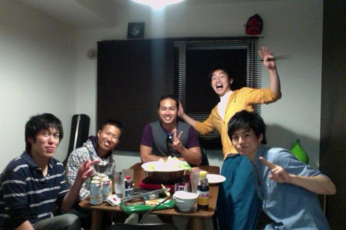 friends japan